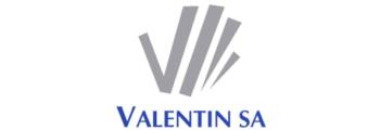 2001 – VALENTIN SA se structure